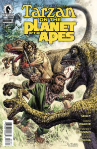 Tarzan on the Planet of the Apes #3 - SMALL