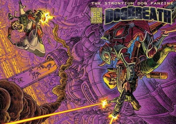 Dogbreath 32 - Cover