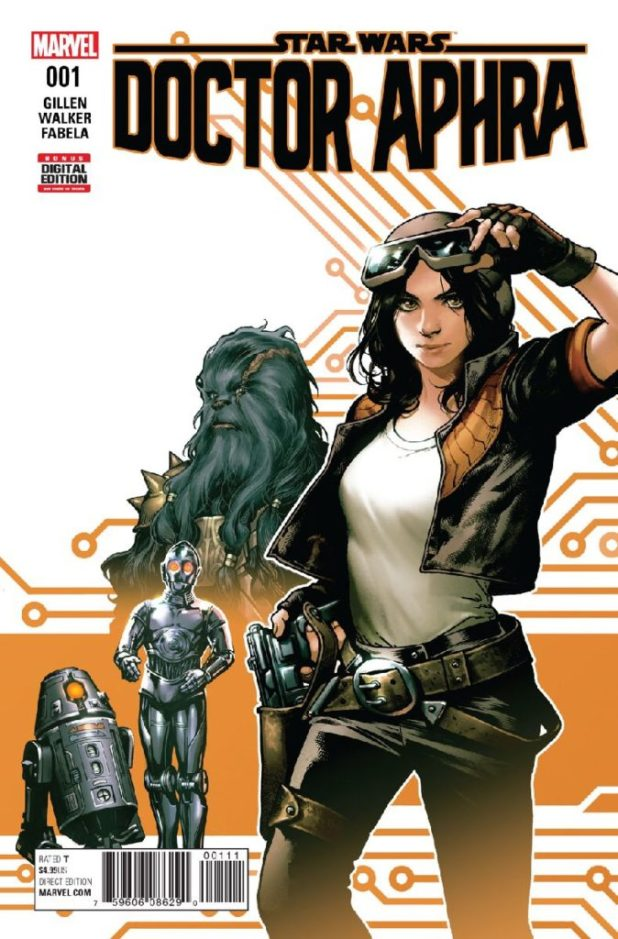 Star Wars: Doctor Aphra #1 - Cover