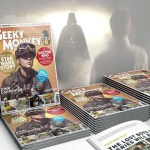 Geeky Monkey magazine Issue 15 - Cover