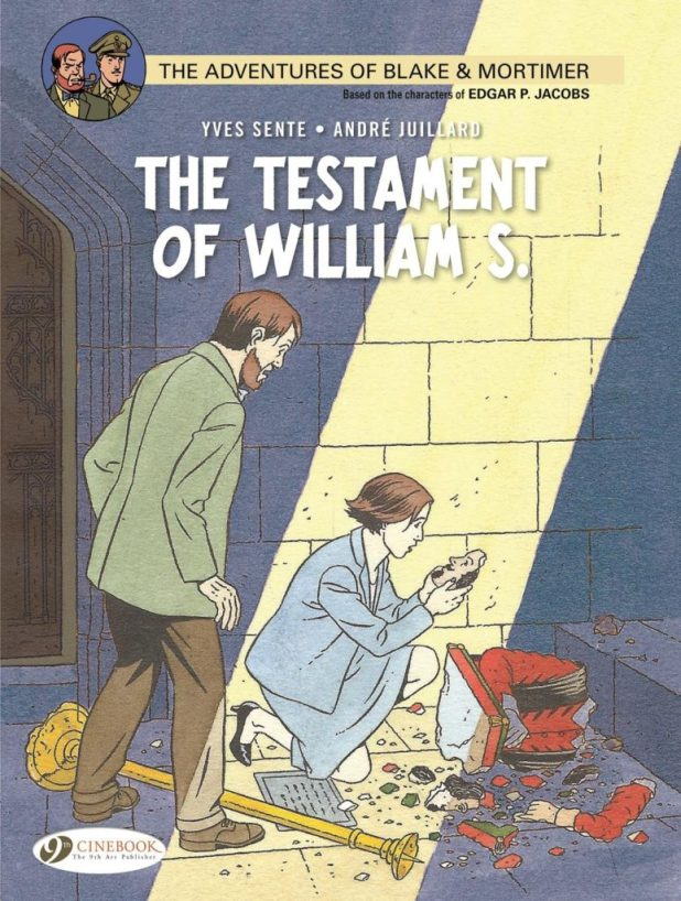Blake & Mortimer Volume 24 : The Testament of William S.