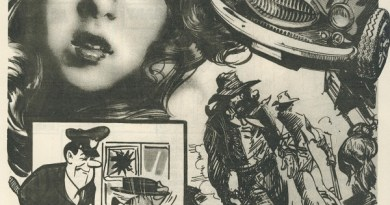 John Canning SSI Strips 1980
