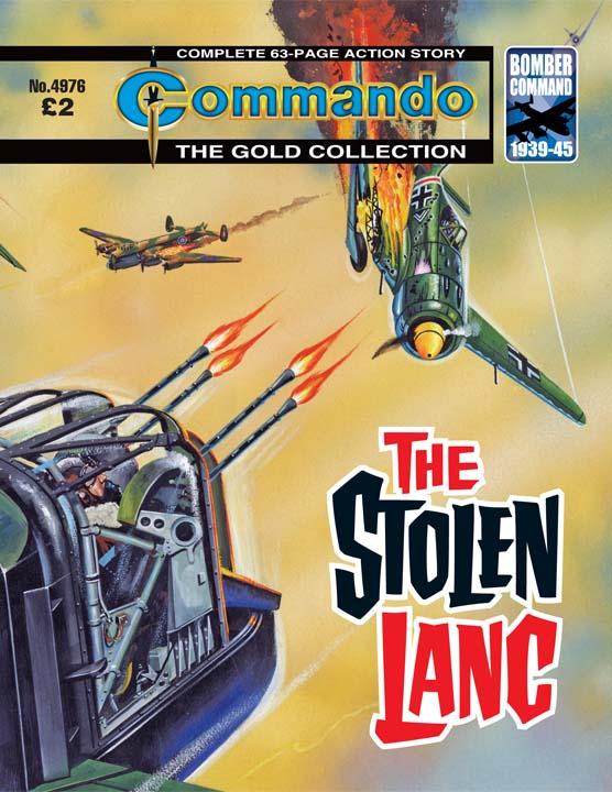 Commando 4976 – The Stolen Lanc