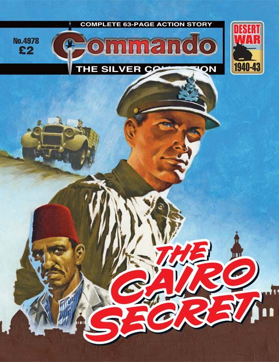 Commando 4978 – The Cairo Secret