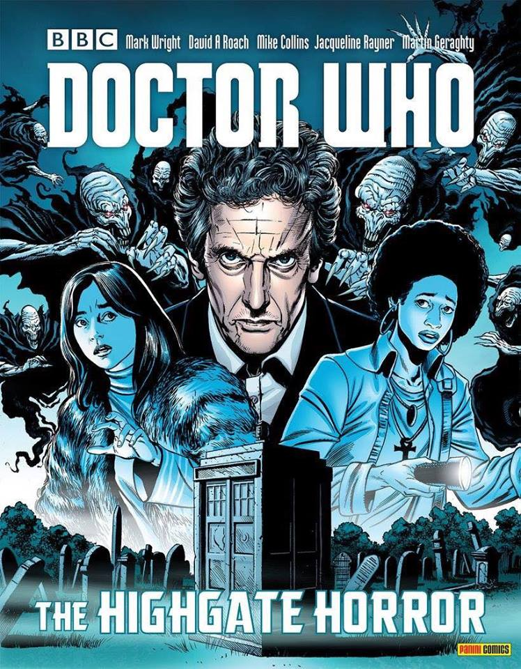 In Review: Doctor Who: The Highgate Horror
