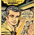 Jack Kirby Self Portrait