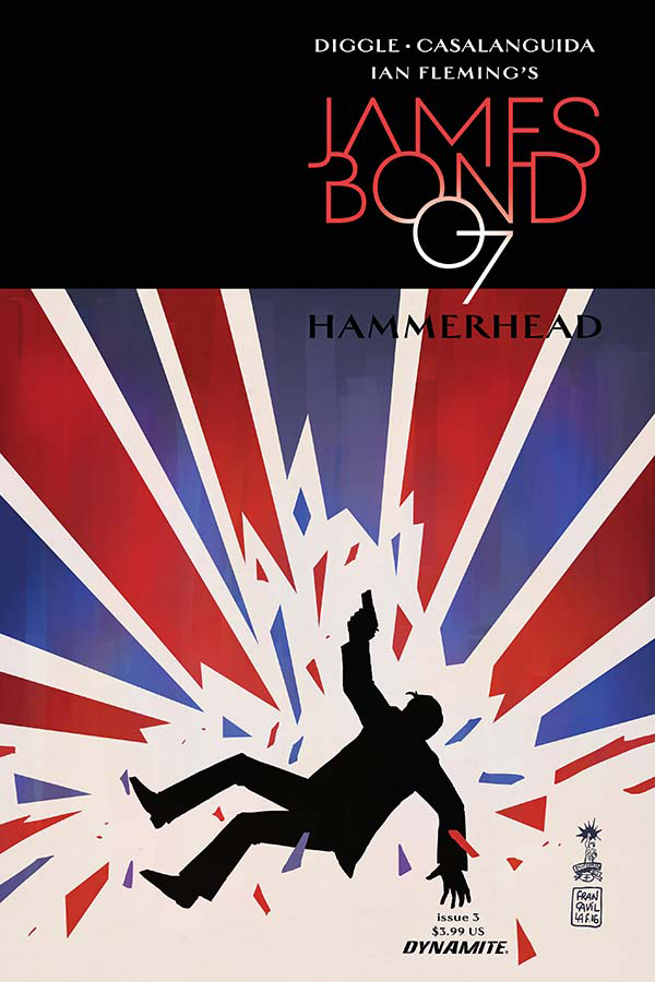 James Bond Hammerhead #3 (Of 6)