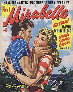 Mirabelle Issue One - Cover