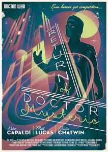 Return of Doctor Mysterio - Poster by Stuart Manning