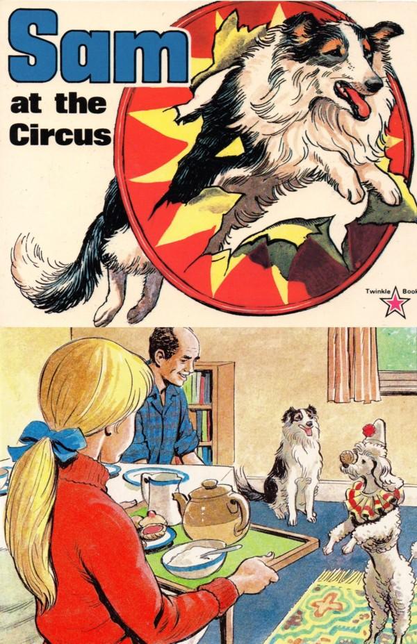 Twinkle 2 Sam Circus