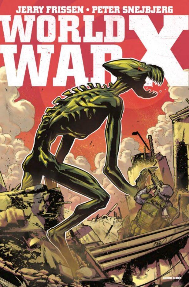 World War X #1 Cover A