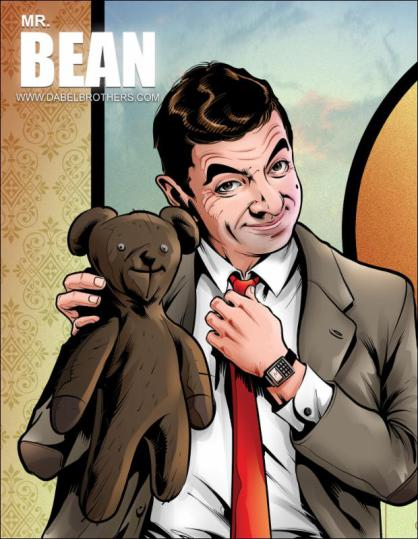 Dabel Brothers Publishing - Mr Bean
