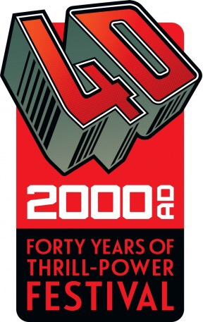 Creators at 2000AD Forty Years of Thrills Festival revealed!