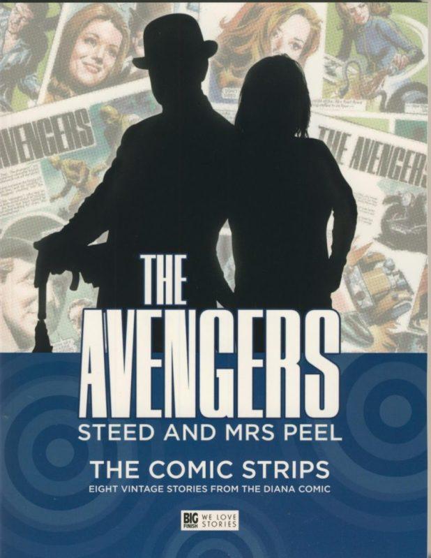 The Avengers - Steed & Mrs Peel - The Comic Strips