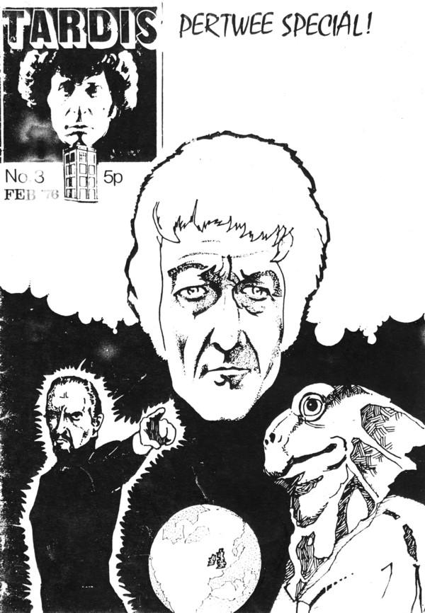TARDIS Issue 3 - Cover