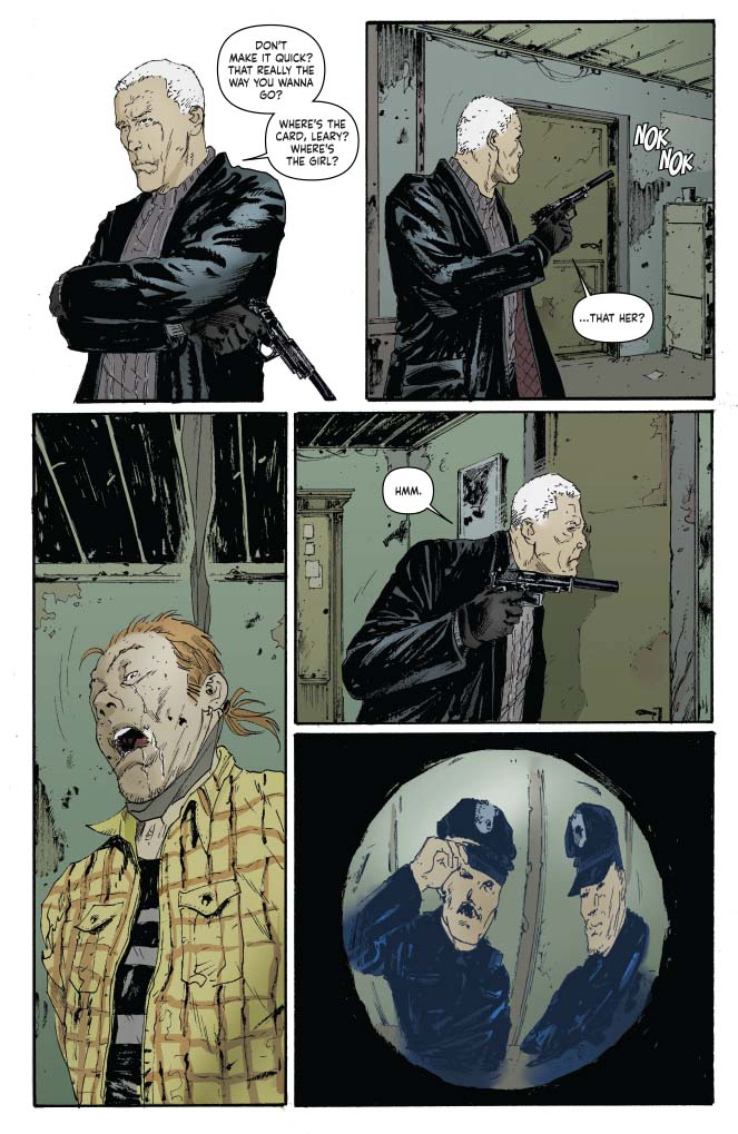 Control Issue 1 - Page Two