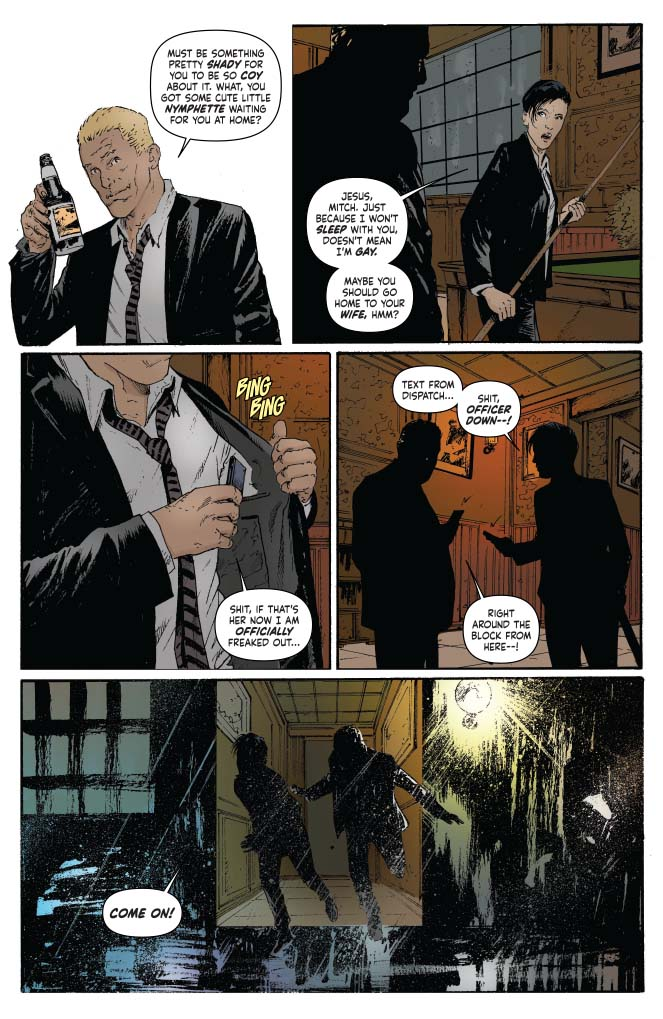 Control Issue 1 - Page Five
