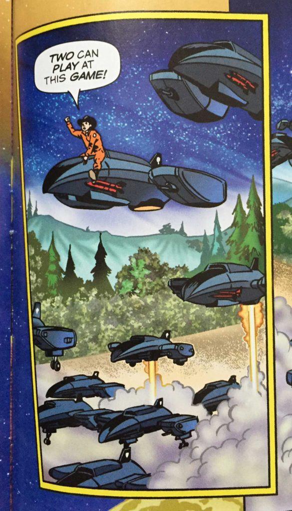 Doctor Who Adventures Magazine Issue 21 (Panini) - Strip Sample