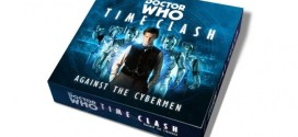 Cybermen set to invade Cubicle 7's Doctor Who Time Clash card game in May