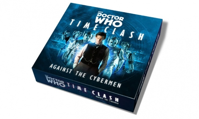 Doctor Who Time Clash: Against the Cybermen Expansion Set