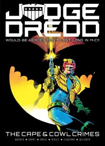 Judge Dredd: The Cape and Cowl Crimes (US edition)