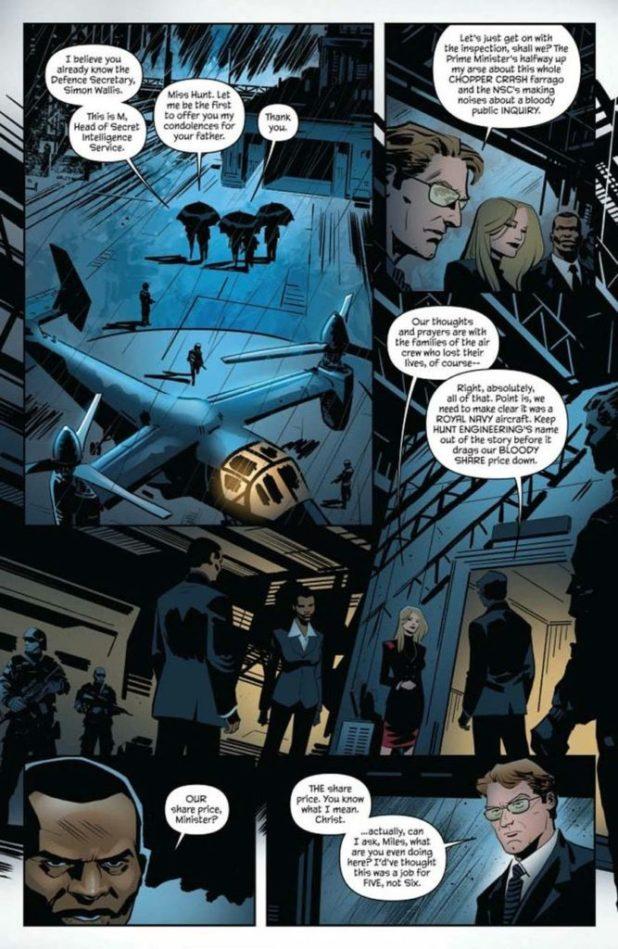 James Bond - Hammerhead #4 - Page 2