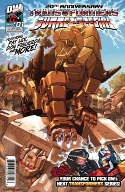 Transformers Dreamwave #11