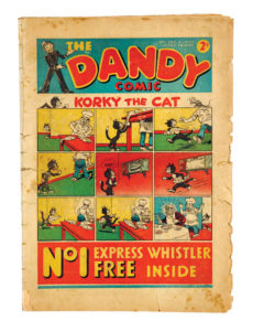 The Dandy Issue One