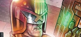 Something For The Weekend? Judge Dredd takes on the Texans in 2000AD