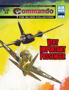 Commando 4982 – Very Important Passenger
