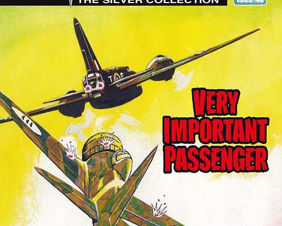 Commando 4982 – Very Important Passenger