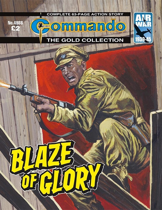 Commando 4988 – Blaze of Glory