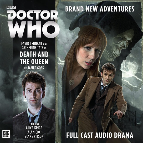 Doctor Who: The Tenth Doctor Adventures - Death and the Queen