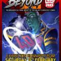 Beyond 2000AD Exhibition - Orbital Comics