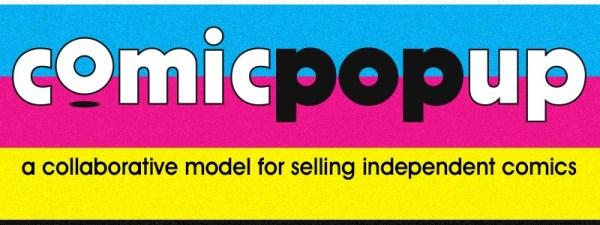 ComicPopUp Brighton - Landscape