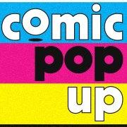 ComicPopUp Brighton - Square