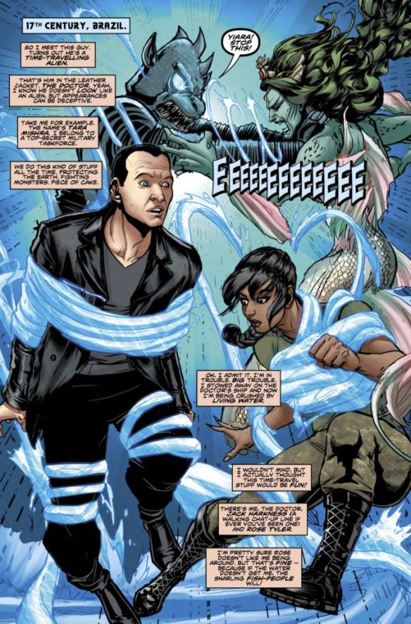 Doctor Who: The Ninth Doctor #10 - Preview