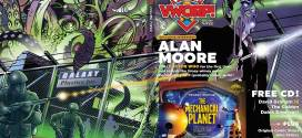 New Vworp! Vworp! a delight, features first ever Alan Moore interview about his Doctor Who comics