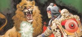 British Comics Past: Super Naturals