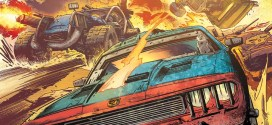 "Sneak Peek: Fighting Fantasy's ""Freeway Fighter"" Returns As All-New Comic"