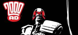 2000AD's 40th Anniversary Special Gets Reprinted with two new covers after sell-out success in comic stores