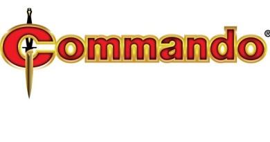 Commando Logo SNIP