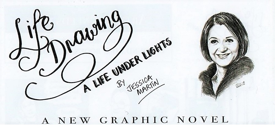 Crowdfunding Spotlight: Jessica Martin's Life Drawing – A Life Under Lights