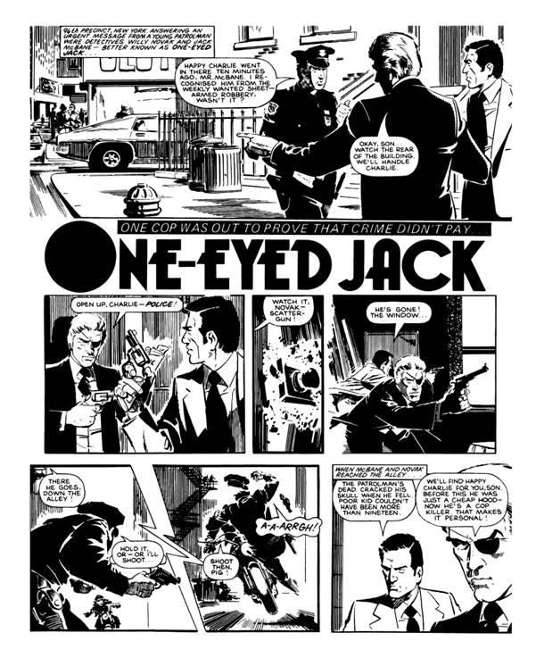 One-Eyed Jack - Strip Example