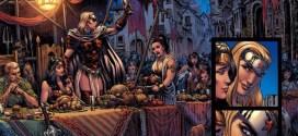 Wonder Woman artist Liam Sharp gets home city exhibition in Derby