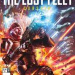 Lost Fleet #1 - Cover E by Max Bertolini