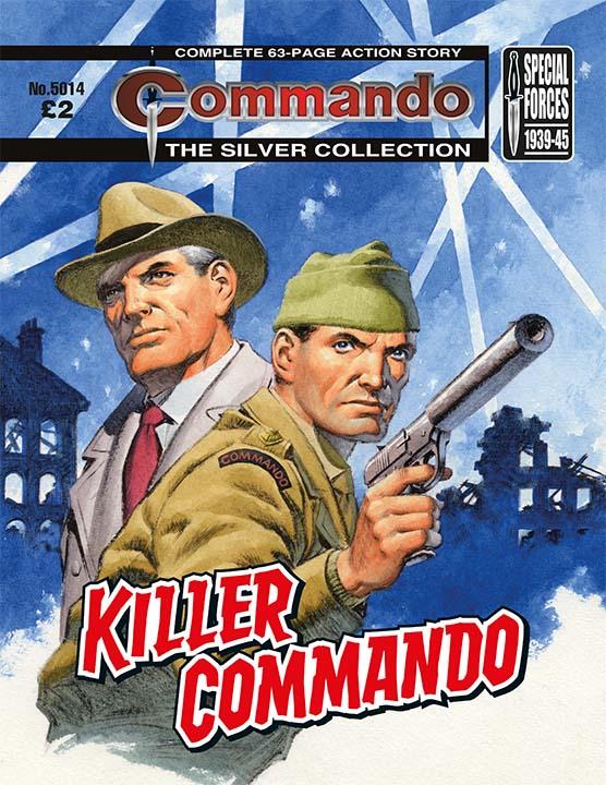 Commando 5014 - Killer Commando