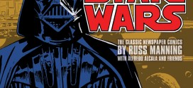 Star Wars: The Classic Newspaper Comic collections launched by IDW