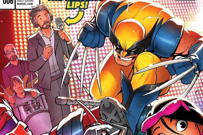 X-Men '92 #6 Cover