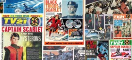 Spectrum is Indestructible: a new Captain Scarlet book will include comic strip guides
